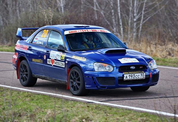 Стоимость перевозки Subaru Impreza WRX STi