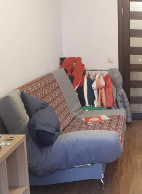 Заказать авто для доставки мебели : Диван раскладной из Балашихи в Москву