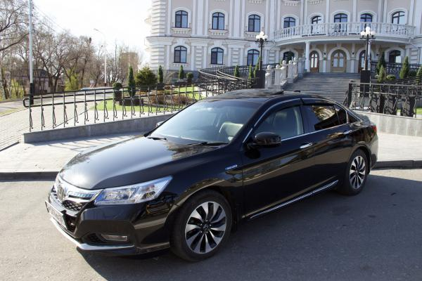 Стоимость перевозки Honda Accord