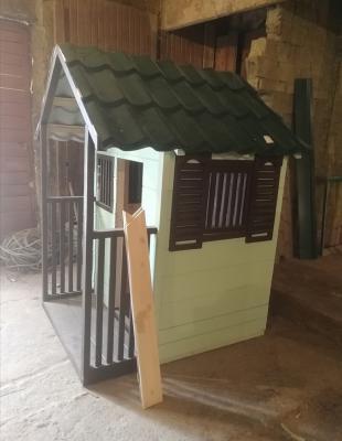Заказ отдельной машины для доставки мебели : Домик детский из Новой в Масюгино