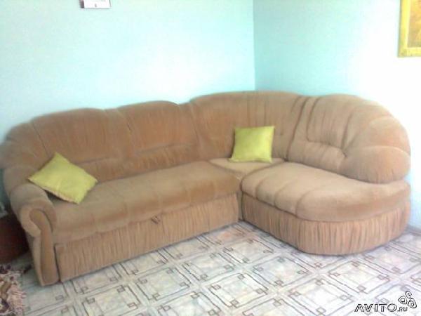 Заказ грузового автомобиля для доставки мебели : диван с креслом из Волжского в Садоводческое товарищество N64