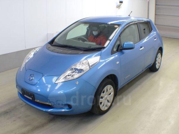 Стоимость перевозки Nissan Leaf