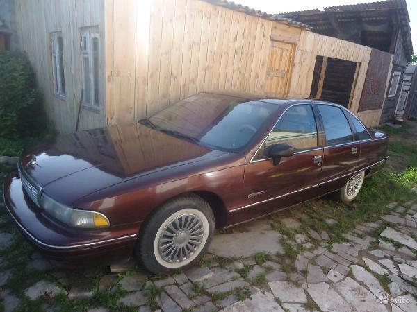 Перевозка автомобиля Chevrolet caprice / 1991 г / 1 шт