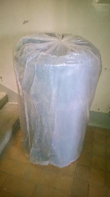 Перевозка на камазе абразивного материала (фибра) в рулонах попутно из Пензы в Челябинск