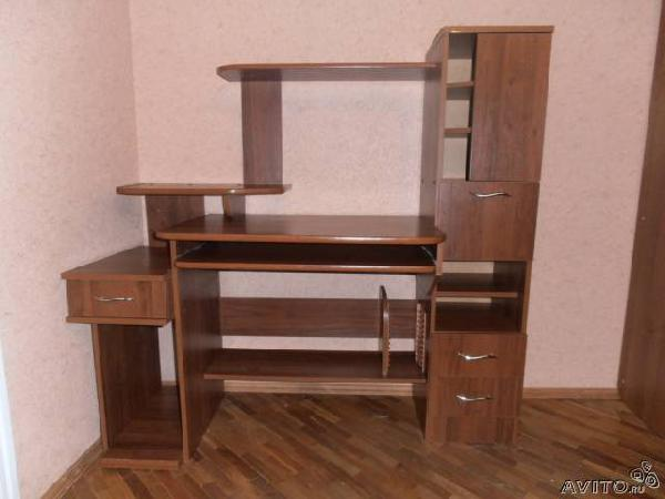 Заказать авто для отправки личныx вещей : Компьютерный стол по Ставрополю