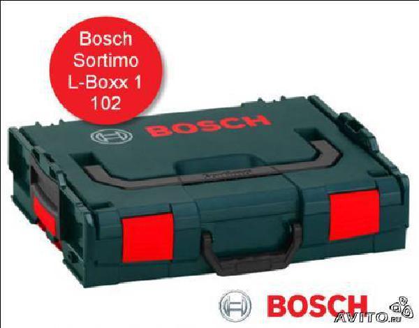 Заказ грузового автомобиля для перевозки вещей : Кейс L-boxx bosch из Санкт-Петербурга в Ростов-на-Дону
