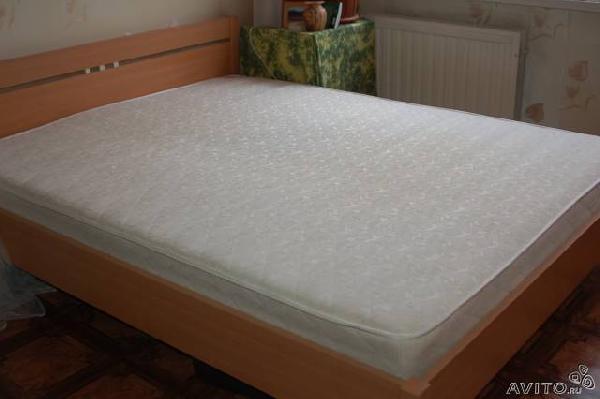 Транспортировка личныx вещей : Кровать двуспальная с матрасом по Санкт-Петербургу