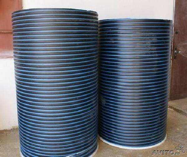 Транспортировка личныx вещей : Колодцы Пластиковые кольца для из Санкт-Петербурга в Зарю