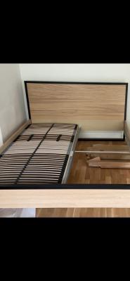 Перевозка вещей : Кровать (с решёткой), разобранная, Матрас, Стол разобранный, Шкаф разобранный из Германия, Berlin в