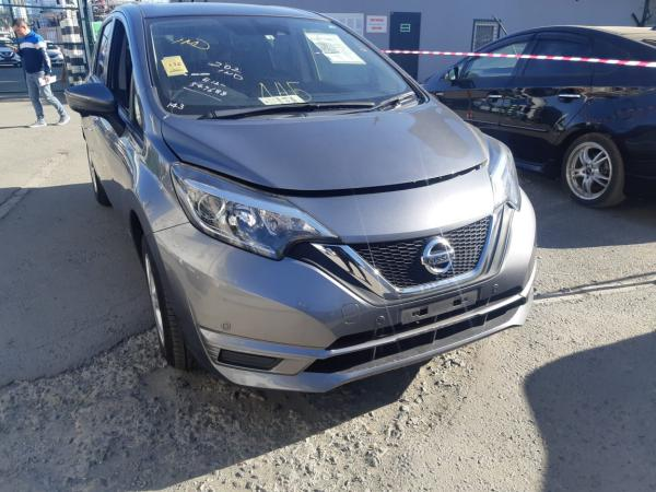 Стоимость перевозки Nissan Note