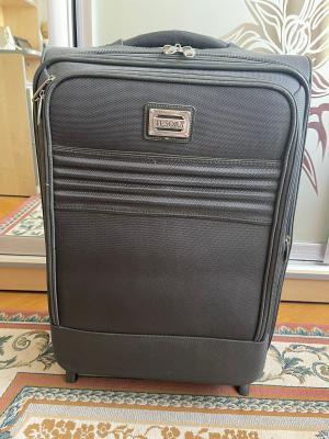 отвезти чемодан С вещами недорого попутно из Украина, Львіва в Россия, Москву