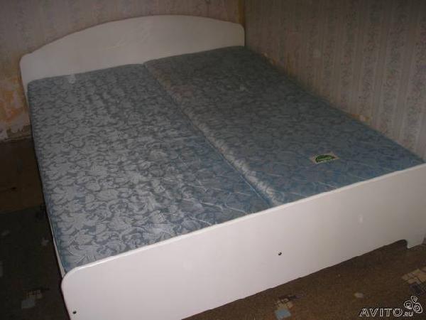 Заказать отдельную газель для доставки вещей : Кровать 2х. спальная из Снт Союза в Мурмаш