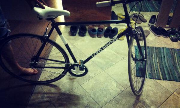 Заказать грузотакси для перевозки велосипеда догрузом из Тюмени в Радужный