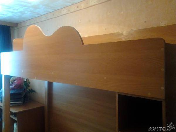 Доставка личныx вещей : Двухъярусная кровать из Владивостока в Вольно - надеждинска