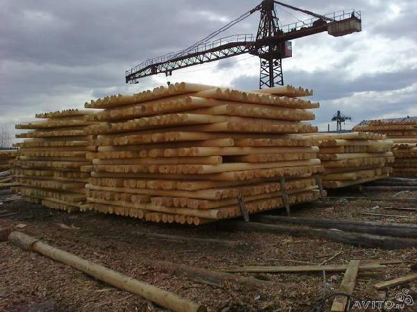 Сколько стоит доставка оцилиндрованное бревна из Красноярска в Приморский край Владивосток