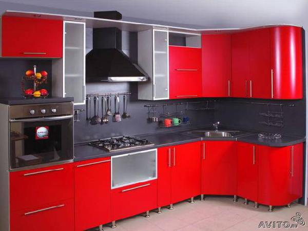 Перевозка личныx вещей : Кухонный гарнитур,шкаф купе из Тюмени в Лянтора