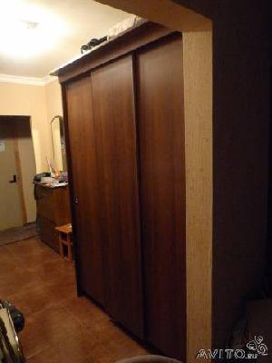 Отправить Шкаф-купе для одежды по Санкт-Петербургу