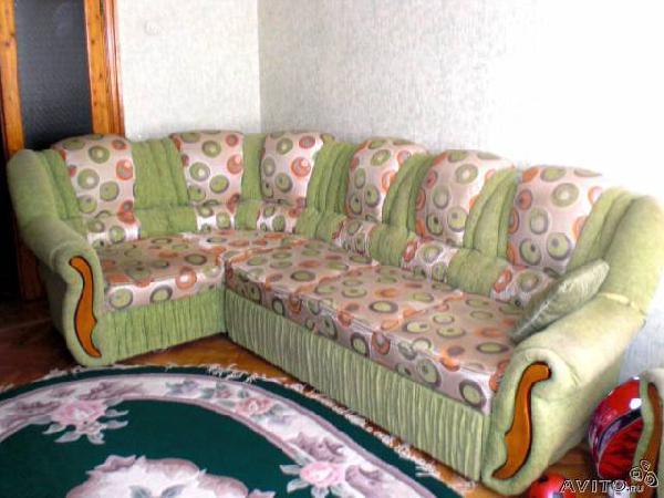 Заказ транспорта перевезти диван + кресло из Ростова-на-Дону в Лесной