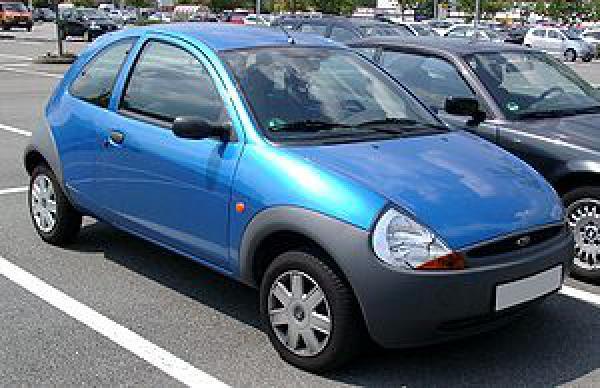Отправка автомобиля ford ka 1999гв из Россия, Нижний Новгород в США, Миннеаполис