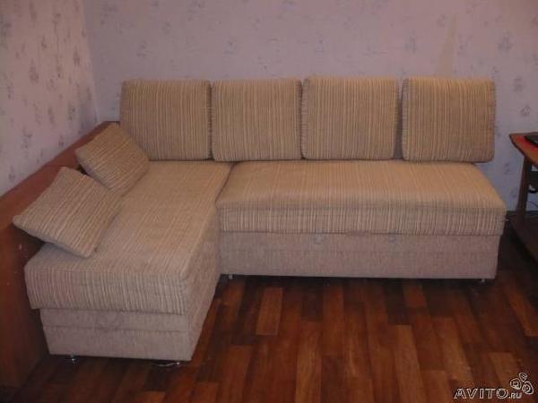 Доставить угловой диван-отличный состоян по Нижнему Новгороду