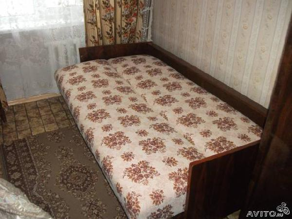 Перевозка вещей : Диван-кровать из Тольятти в нижнюю санчилееву дачу озёрную