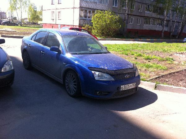 Перевозка автомобиля из Нижний Новгород в Тверь
