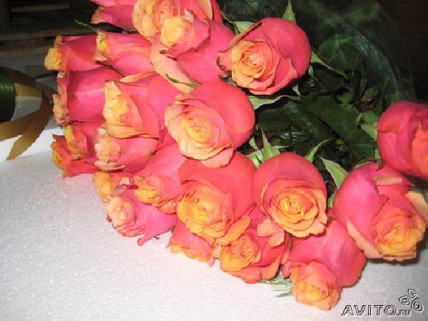 Отправить Цветы с й по красноярску из Красноярска в Зарю