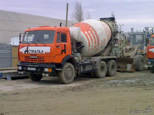 Недорогая перевозка цемента, бетона, раствора высшего по Ростову-на-Дону