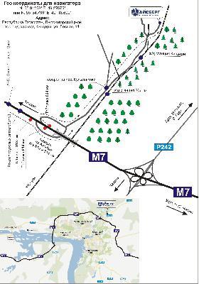 Платформа для превозки ТРУБ  из Казани в Ижевск