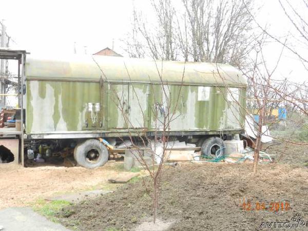 Перевезти вагончика из Анапы в Абинск.ахтырский