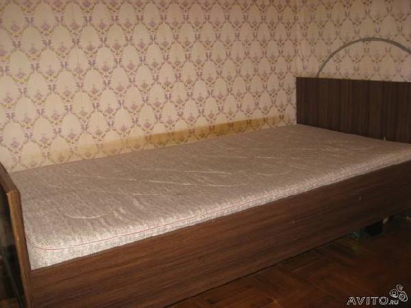 Перевезти Кровать + матрац 1,5 спальный по Санкт-Петербургу