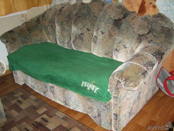 Перевезти мягкий уголок диван и два крес из Дубны в Старую уралку
