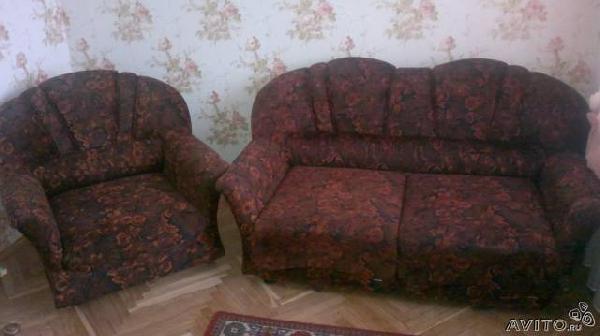 Транспортировать Диван и 2 кресла по Санкт-Петербургу