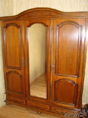 Хочу перевезти спальню из Пушкино в Фенино