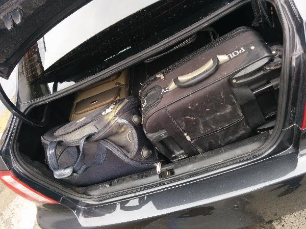 Стоимость отвезти личные вещи из Тюмени в Томск