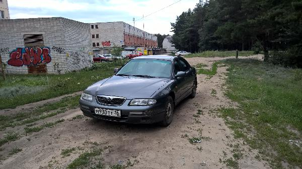 Перевозка автомобиля Mazda Xedos 9 / 1999 г / 1 шт
