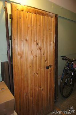 Заказать авто для доставки личныx вещей : входную металлическую дверь из Санкт-Петербурга в Федоровское