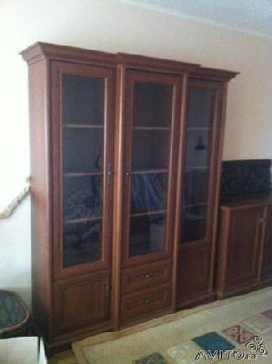Заказ автомобиля для отправки мебели : Шкаф для посуды, комод с больш из Красноярска в Кармолино-Гидроицкого