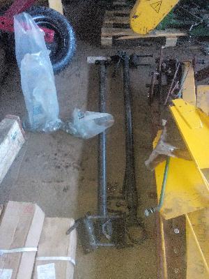 транспортировка металлических деталей 1, 5 метры догрузом из Пскова в Оленино