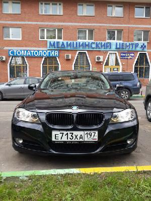 Перевозка автомобиля BMW 320i / 2009 г / 1 шт
