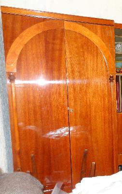 Отправка мебели : Шкаф плательный по Казани