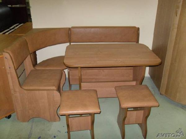 Заказ грузовой газели для перевозки личныx вещей : Кухонный уголок в упаковке по Кунгуру