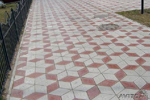 Заказать автомобиль для перевозки личныx вещей : Тротуарная плитка из Краснодара в Яблоновский