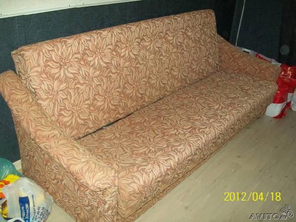Перевозка дивана и 2кресла из Электростали в Старые Карамалы
