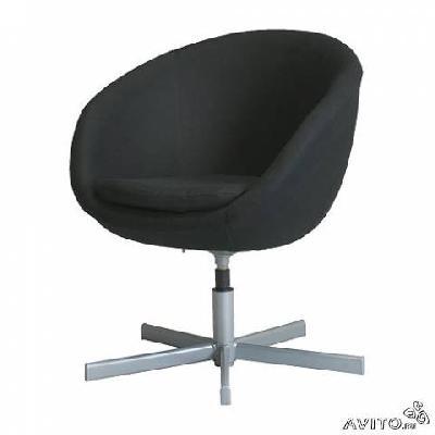 Перевезти вращающееся кресло (черного цв из Нижний Новгород в Пентюхов