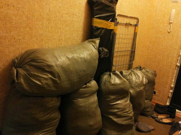 Доставка личных вещей из Орла в Ульяновск