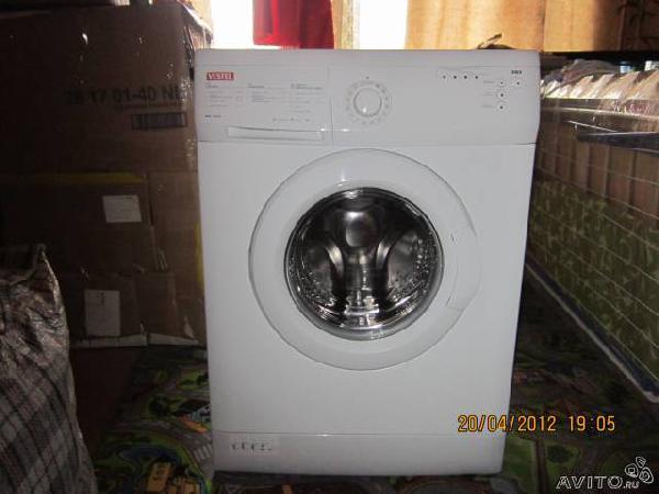 Заказ отдельной машины для перевозки вещей : стиральная машинка по Санкт-Петербургу