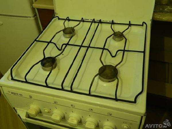 Перевозка мебели : газовая плита из Екатеринбурга в Эру