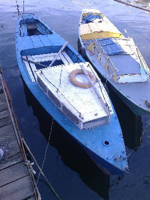 Доставка лодки гулянка из Саратов в Самара