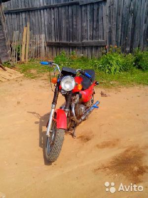 Мотоцикл восход 3м из Даровской в Киров